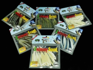 Target Baits Swimmy Fish Scent Realistic Soft Bait AA