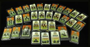 Ultra Tungsten Assortment Worm Weight Drop Shot Weight AA