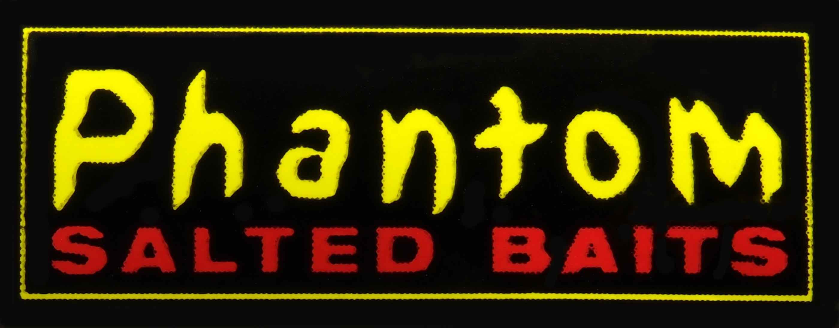Phantom Salted Baits Logo AA