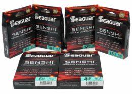 Seaguar Senshi Premium Monofilament in Camo Green