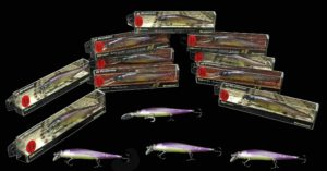 Megabass Northern Secret Vision One Ten and 110 Plus A