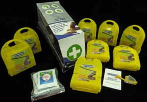 Astroplast - Innovative Safety Tools - FISHING - ANGLER FIRST AID KIT