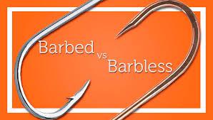 Barbless Hooks