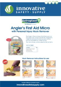 Innovative Safety Tools FISHING-ANGLER FIRST AID KIT