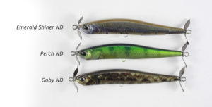 Duo Realis 2017 Great Lakes Colours