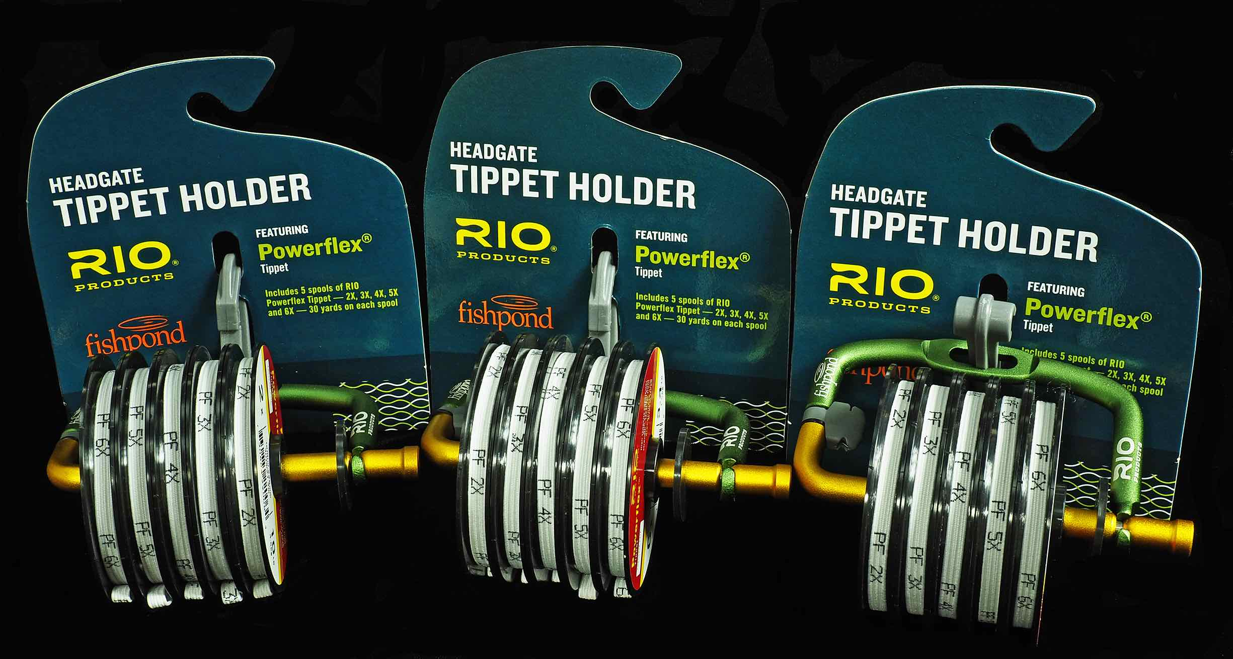 RIO Headgate Tippet Holder By Fishpond
