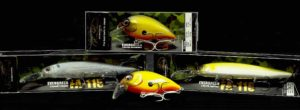 Daiwa Evergreen International Lures - Assortment.