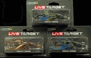 Live Target Hollow Body Craw A