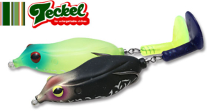 Lucky Craft Teckel Brand The Sprinker Frog TKL-Sprinker