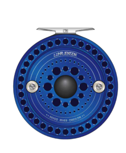 The Luhr Jensen Limited Edition Legacy Series Centrepin Float Reel.