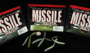 The Missile Baits Bomb Shot Worm