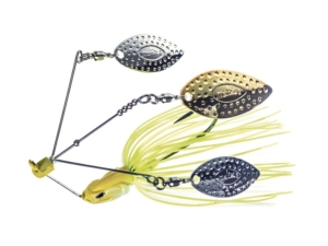 The Molix Lover Spinnerbait.
