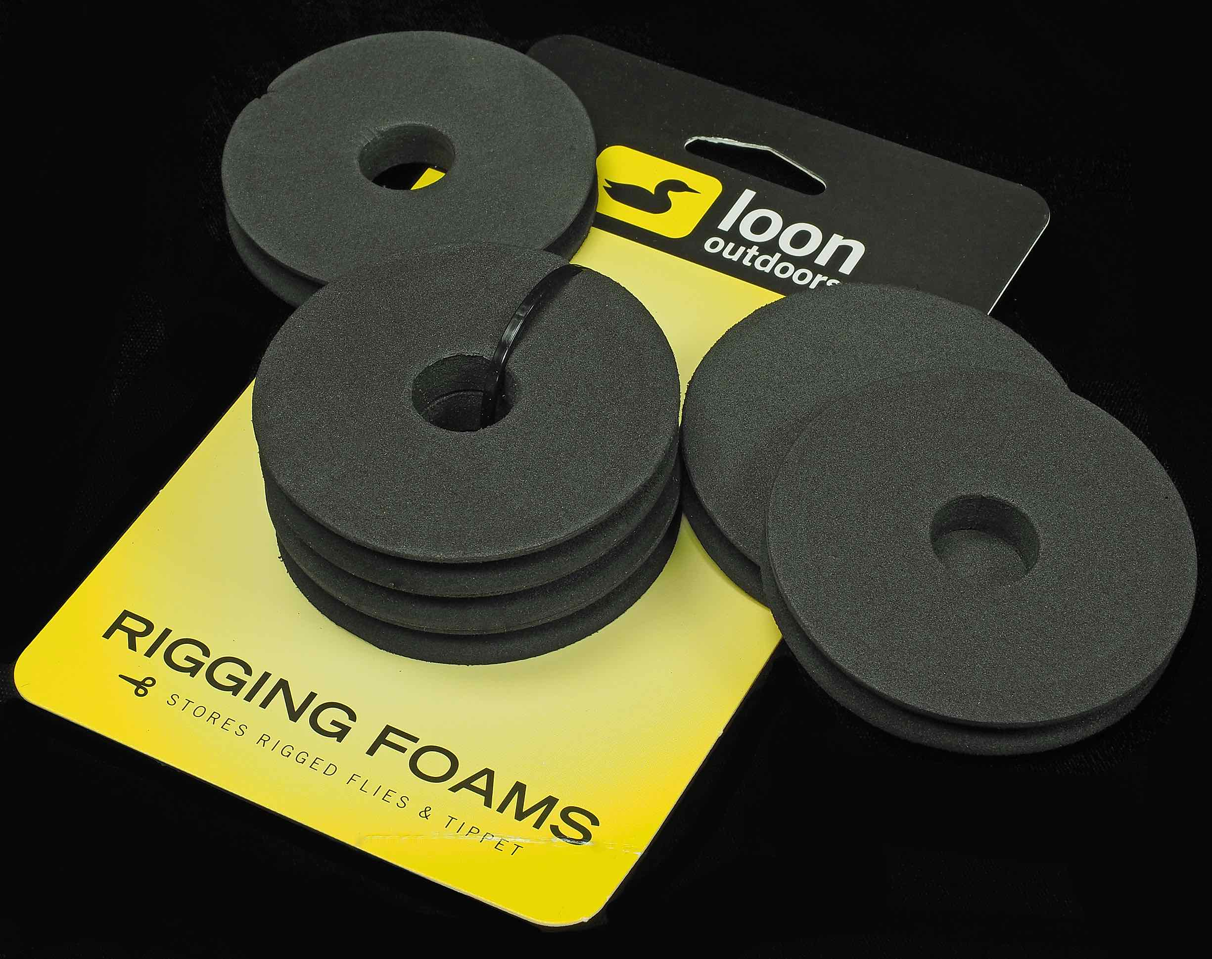 Loon Rigging Foams