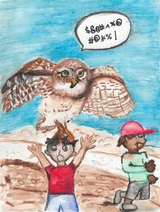 The Cursing Owl 2