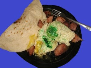 Green Eggs and Ham and a Tortilla Too new