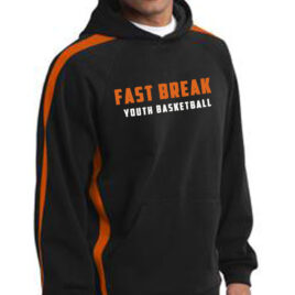 Sweatshirt w/ Fast Break logo