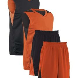 Reversible Jersey & Reversible Shorts Includes: Last Name Numbering & Lettering