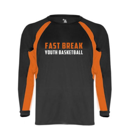 Fast Break Shooting Shirt with name