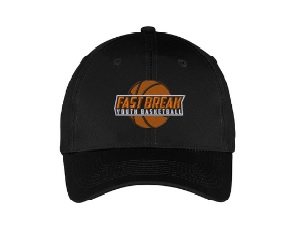 Adjustable Hat With Embroidered Logo
