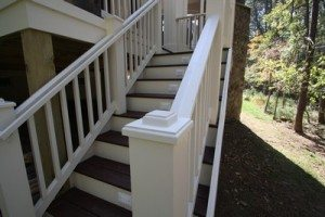 composite-deck railing northern Virginia