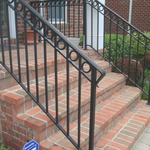 mclean-wrought-iron-rail-project