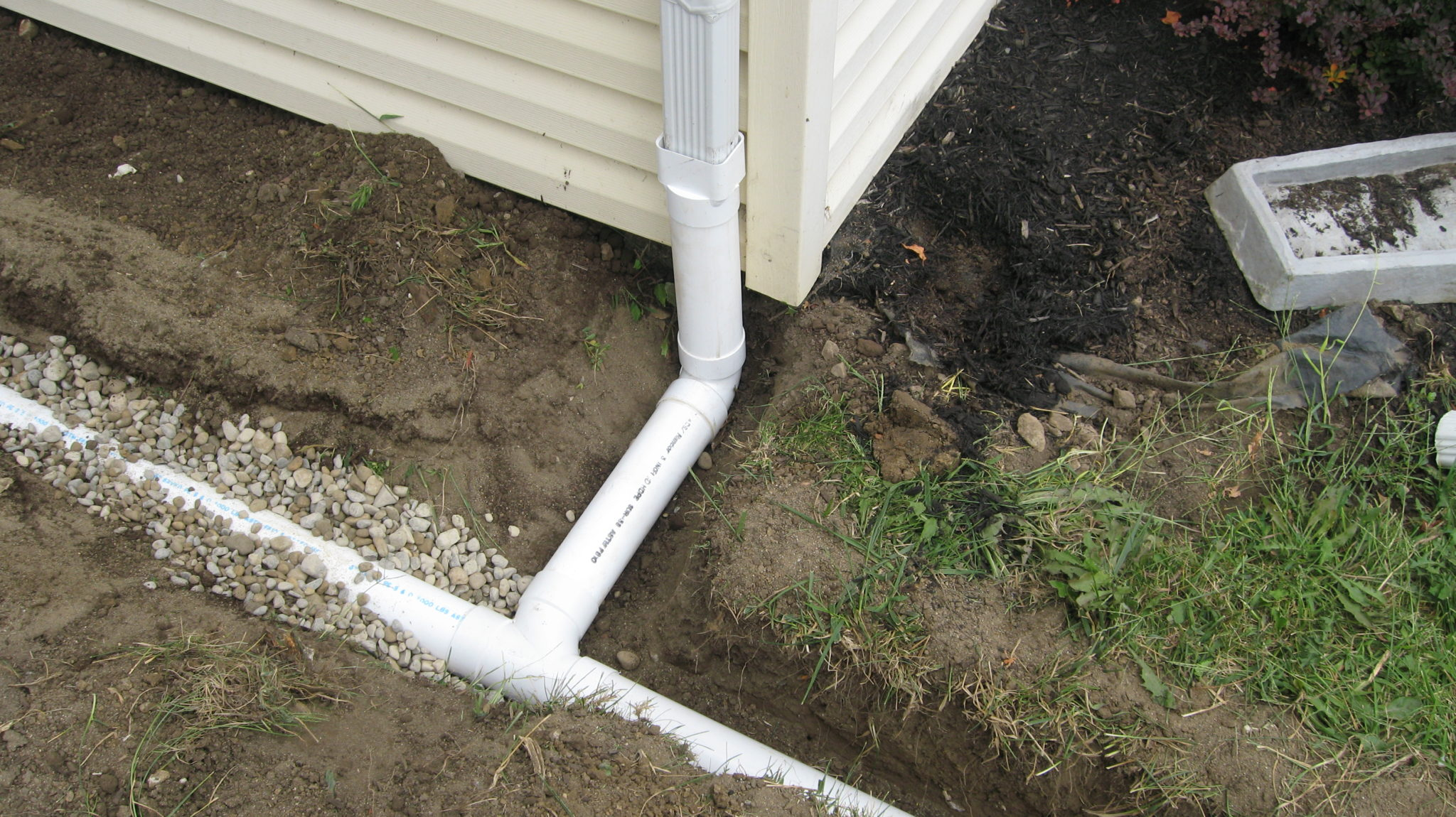 French Drain Installation Contractor