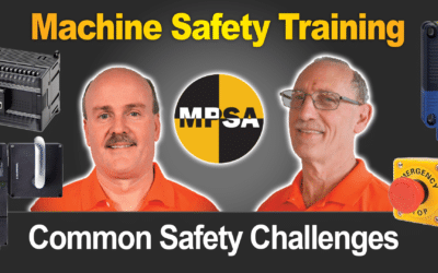 Common Machine Safety Challenges: Recorded Webinar