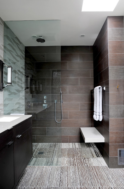 Amazing Contemporary Bathroom