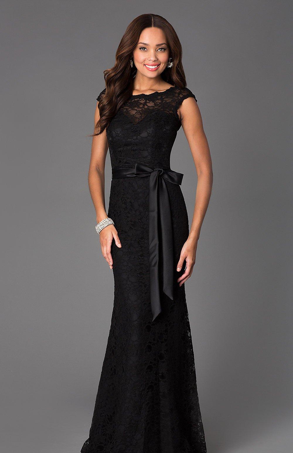 Black Long Prom Dresses