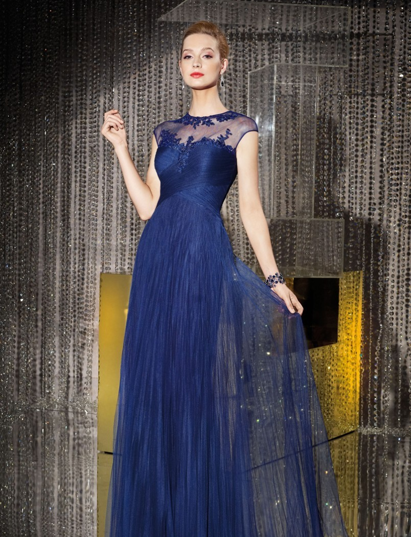 Elegant Evening Gown 2015