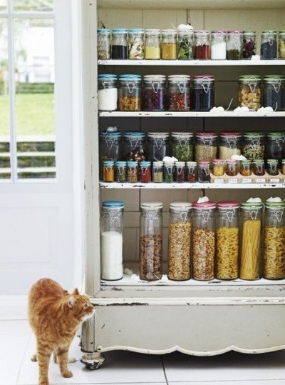 Kitchen Storage Bins