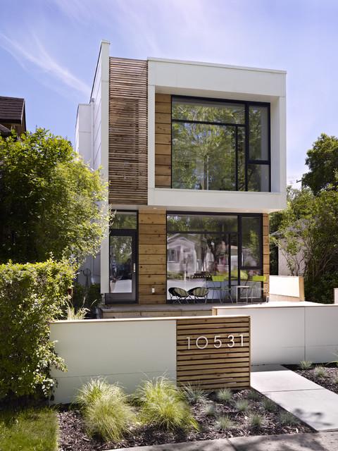LG House - Exterior modern-exterior