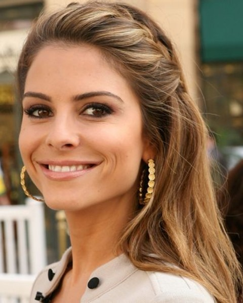 Maria-Menounos-Hairstyles-Braided-Hairstyle