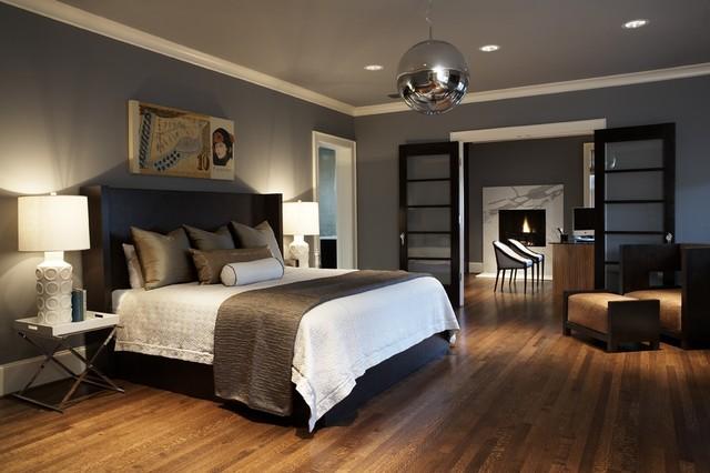 Master Bedroom contemporary-bedroom