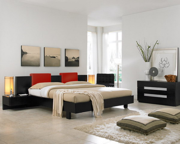 Modern-Bedroom-Design-within-Asian-Style