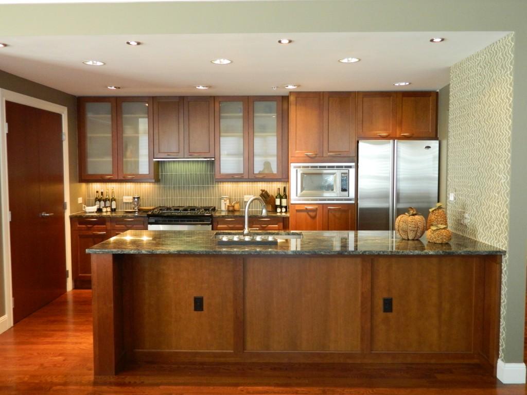 Narrow Kitchen Islands Ideas Design