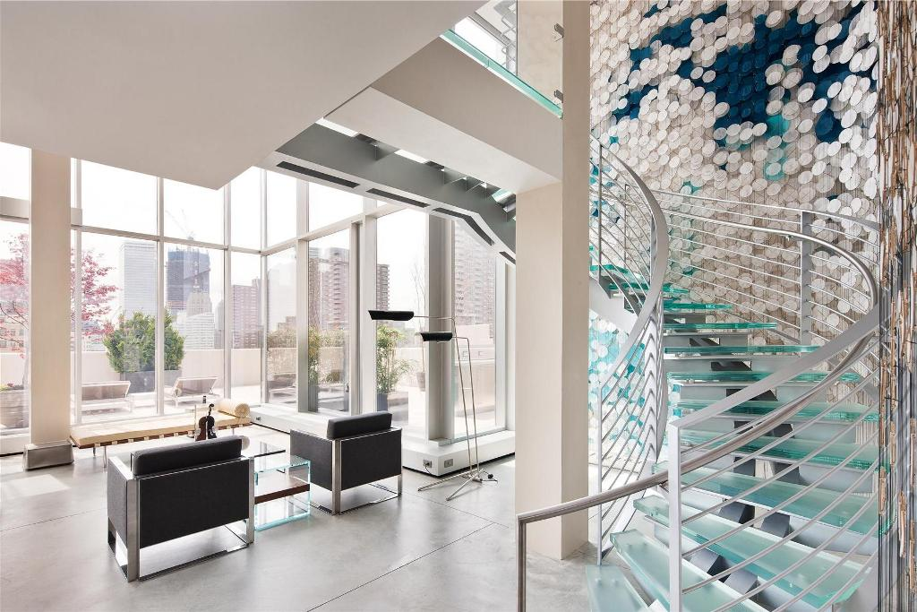 Penthouse in Tribeca, New York City