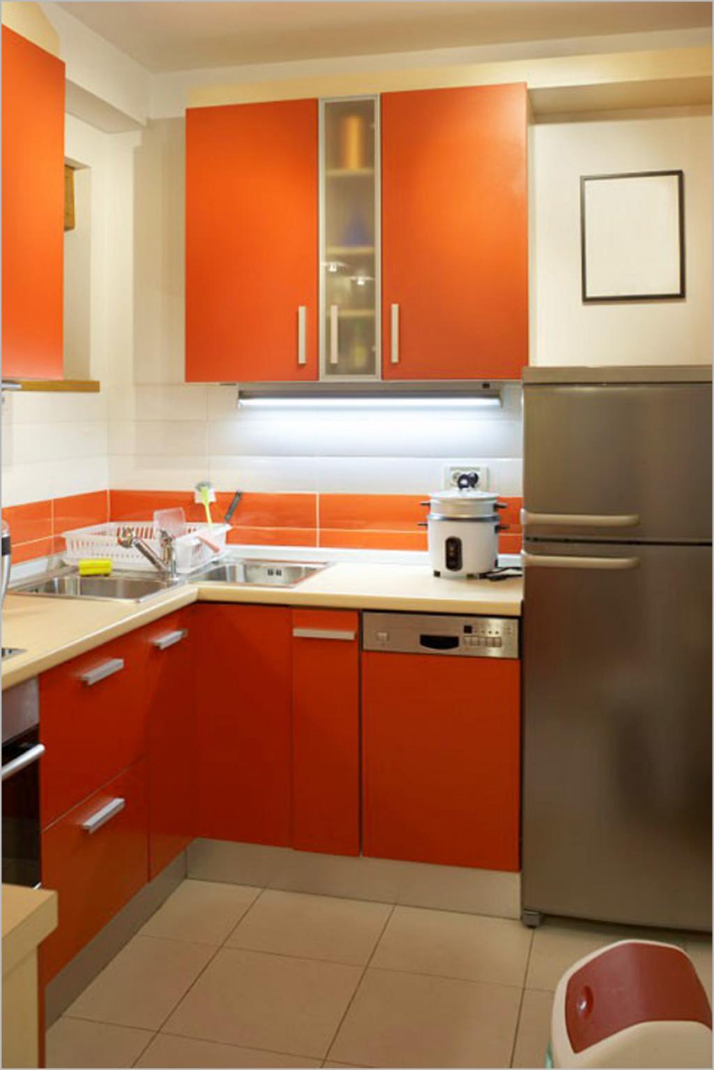 Small-Kitchen-Design-Idea