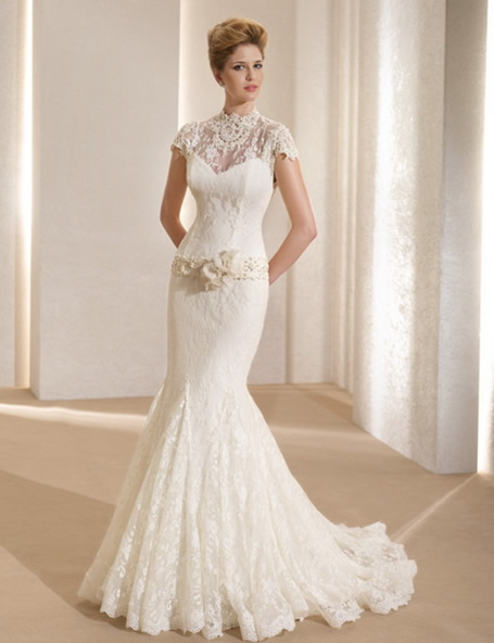 Wedding-Dress-Trends-Lace-Sleeves