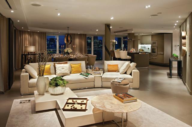 20 Contemporary Living Room Design Ideas