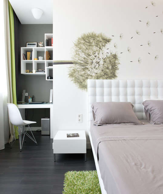 contemporary-bedroom-bright