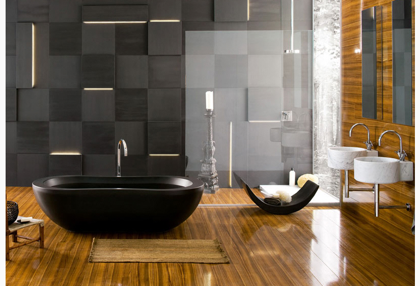 20 Amazing Contemporary Bathroom Ideas