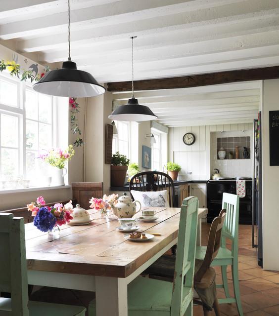 shabby-chic-kitchen