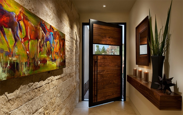 Amazing Foyer Transformation