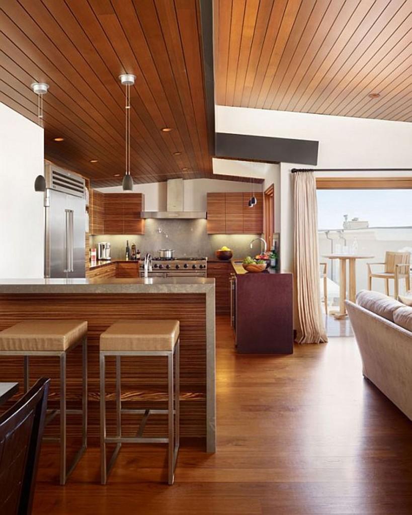 30 Cool Beach Style Kitchen Designs