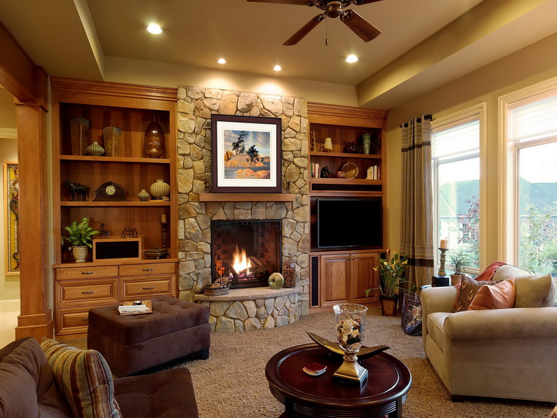 Beautiful Living Room Cozy Home Decorating Ideas