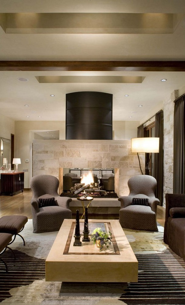 Cozy-Living-Room-Design-In-Ranch-House