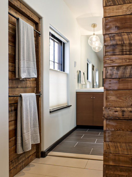 Eclectic Bathroom Design