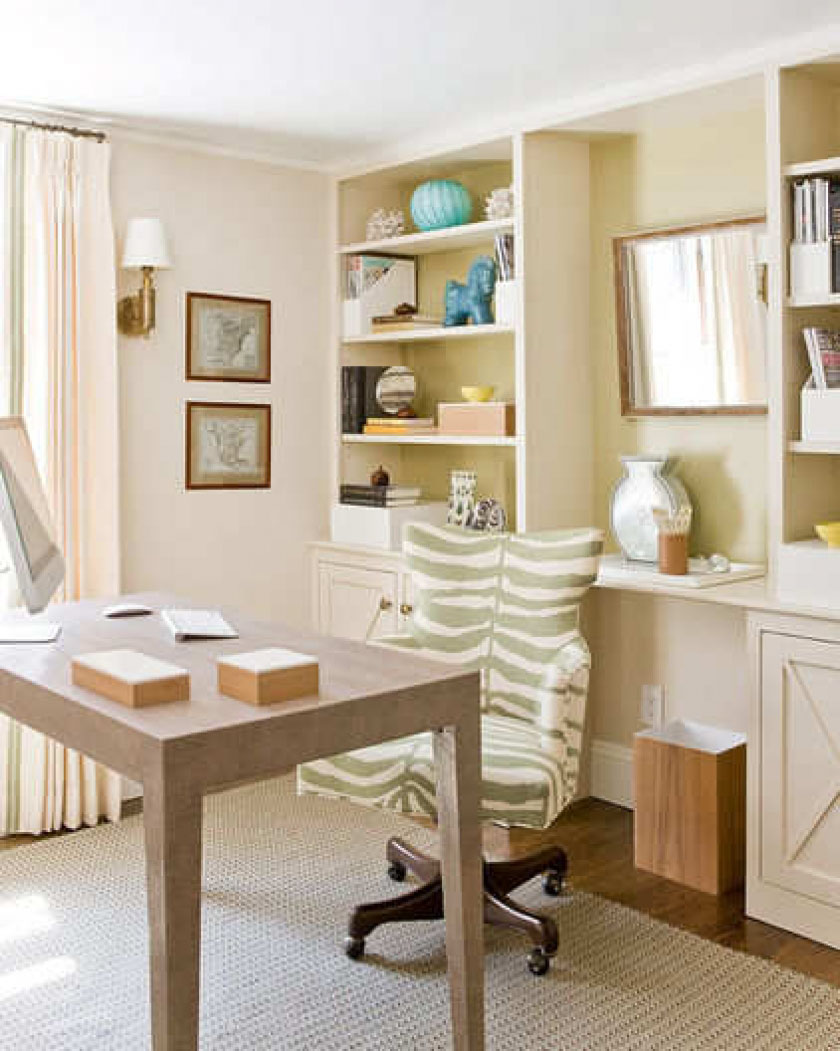 Elegant-home-office-style