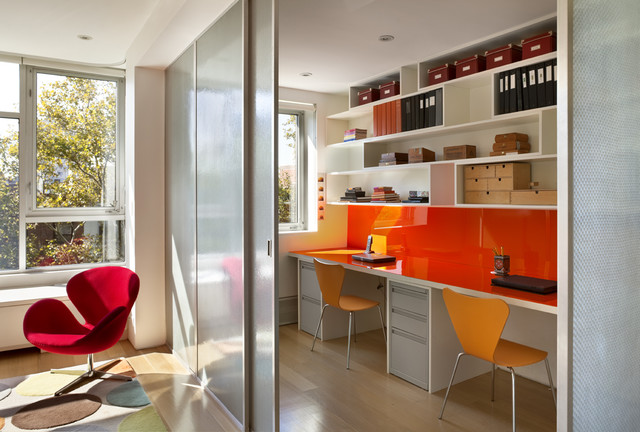 Home Office contemporary-home-office